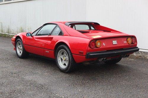 627 - 1985 Ferrari 308 GTB QV