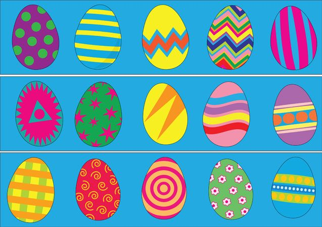 Teacher\u0027s Pet - Easter Border - FREE Classroom Display Resource