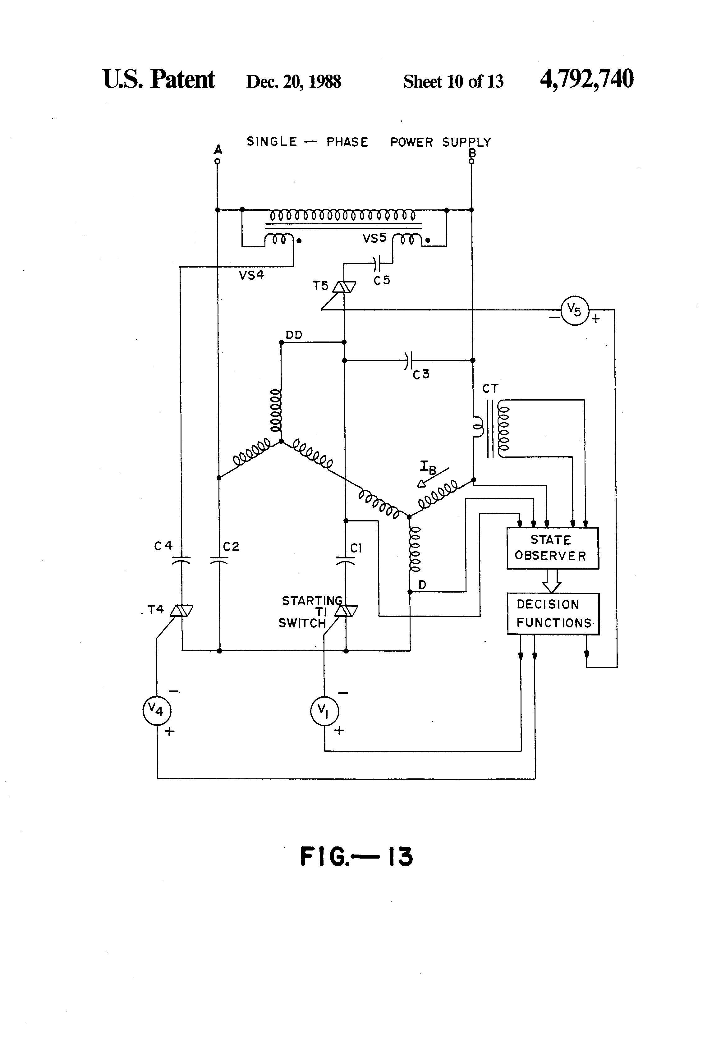 3 Phase To Single Phase Wiring Diagram Di 2020