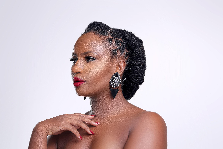 silvia njoki, loc hair styles | Braids | Pinterest | Dreadlock ...