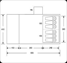 Skandia Saturn 6 Test - angehendes Mobilheim für den Kofferraum? 6 Personenzelt unter 400 Euro im Test: http://frankies-world.de/?p=3435