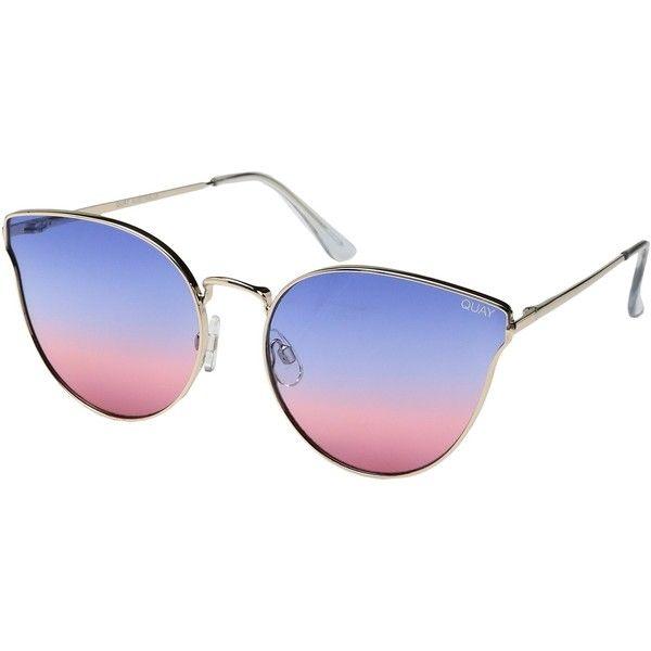 cc61e733435 QUAY AUSTRALIA All My Love (Gold Purple Pink Fade) Fashion ...