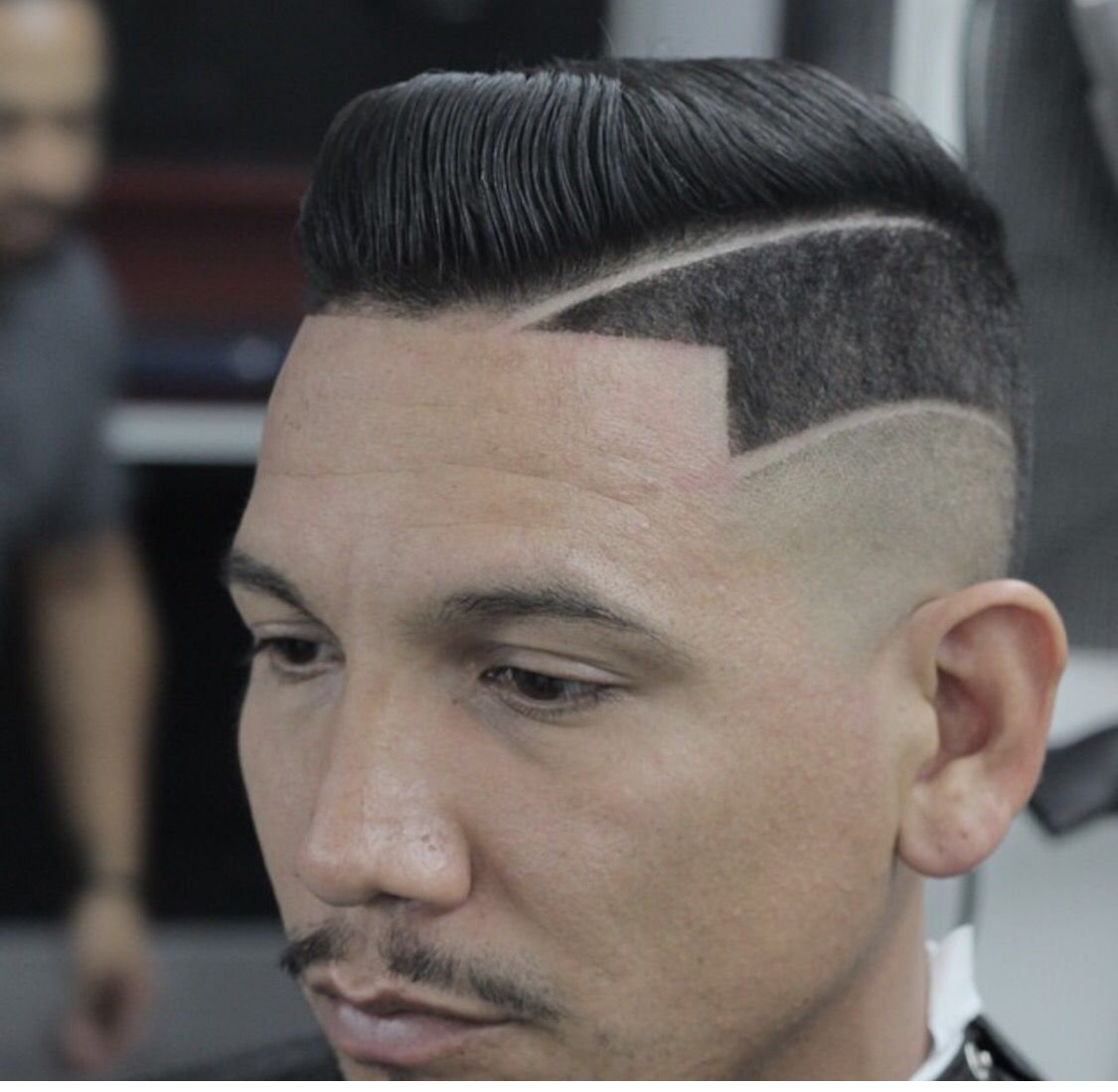 Pin By Tonyd2faded On Skin Fade Pompador Haircuts 2017 Pinterest