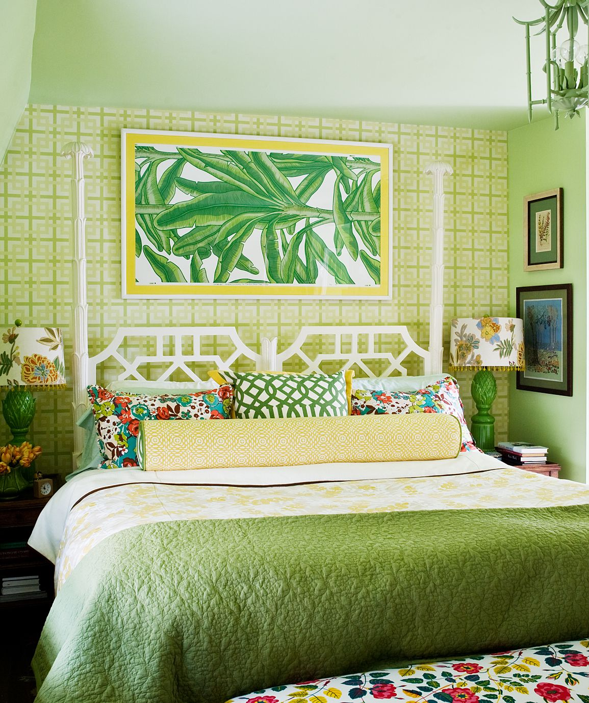 Tropical Beach House Interior: Tropical Bedrooms, Tropical Interior
