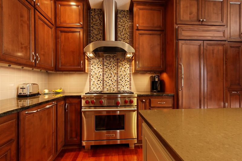Best Alder Wood Cabinets Custom Clear Alder Cabinetry With 400 x 300