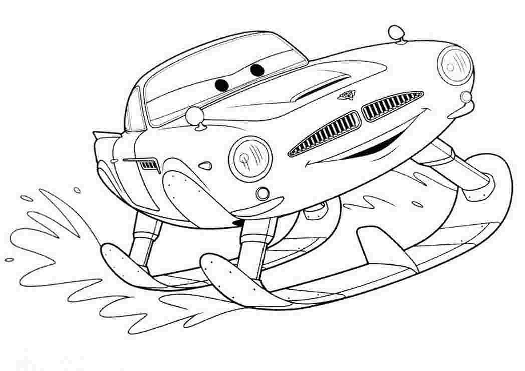 Cars 2 Coloring Pages Finn Mcmissile At The First Race Three Cars Are Ignited By The Camera Coloring Pages Cartoon Coloring Pages Mandala Coloring Pages