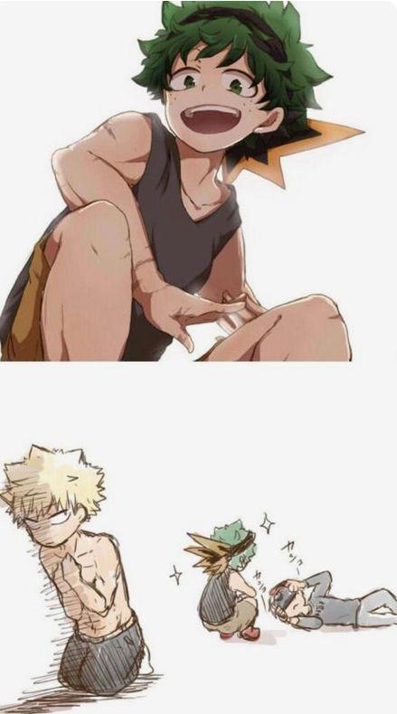 LOLOLOLOLOLOLOLILL   My Hero Academia   Meme de anime