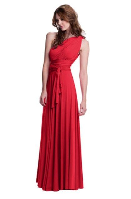63f950b08969 Vestido Rojo Largo | Vestidos ROJOS y + | Vestidos, Vestidos de ...