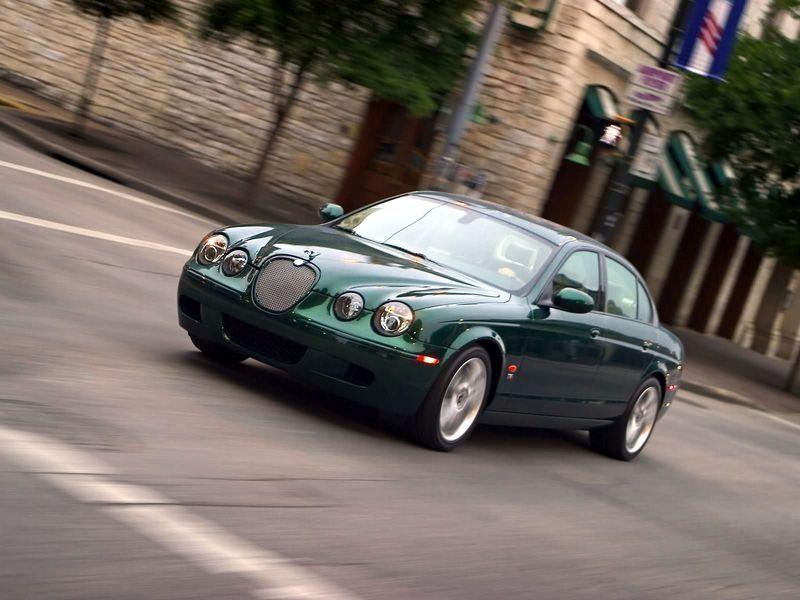 2006 Jaguar S Type R Top Speed Jaguar S Type Jaguar Jaguar Car