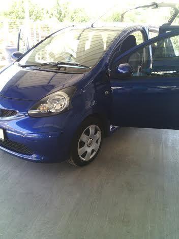2008 Toyota Aygo 1 0l 5 800 Eur Cyprus Limassol Carscypruscom