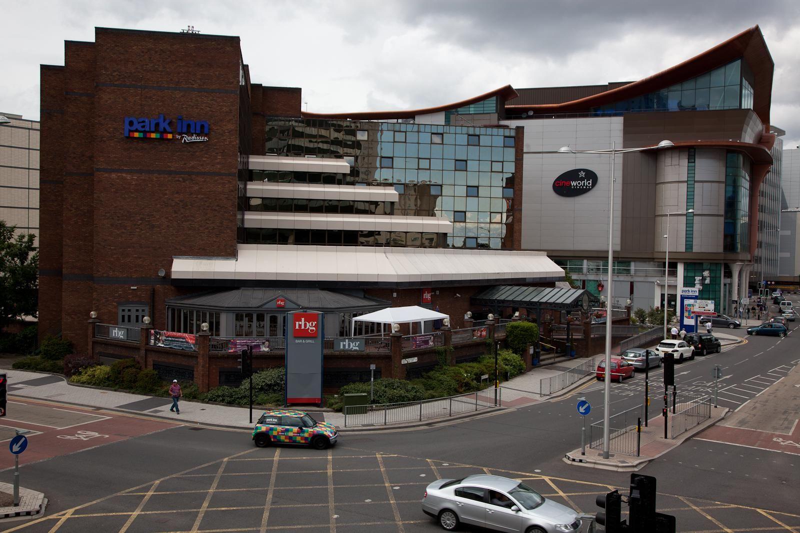 Hotel Park Inn Cardiff City Centre Cardiff United Kingdom For