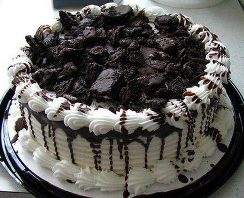 Oreo Ice Cream Cake   Oreo Hungry   food   Pinterest ...