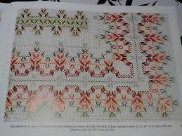 Resultado de imagen de bordados de lagartera hechos a mano