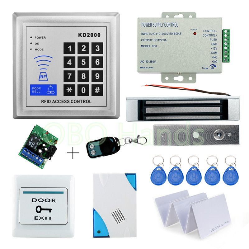 Pin On Access Control Keypads