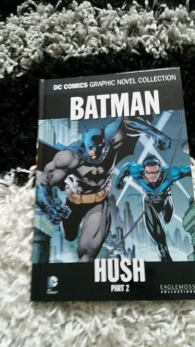 Dc Comics Graphic Novel Collection Batman Hush Part 2 View More
