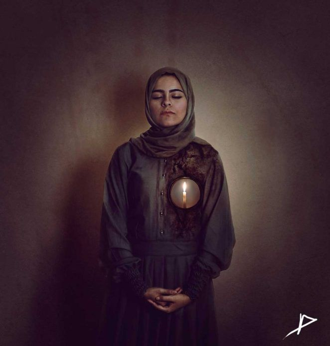 ١٠ صور فوتوغرافية سريالية غامضة لمصورة عربية لم تر لها مثيل من قبل Surrealism Photography Surrealism Photography