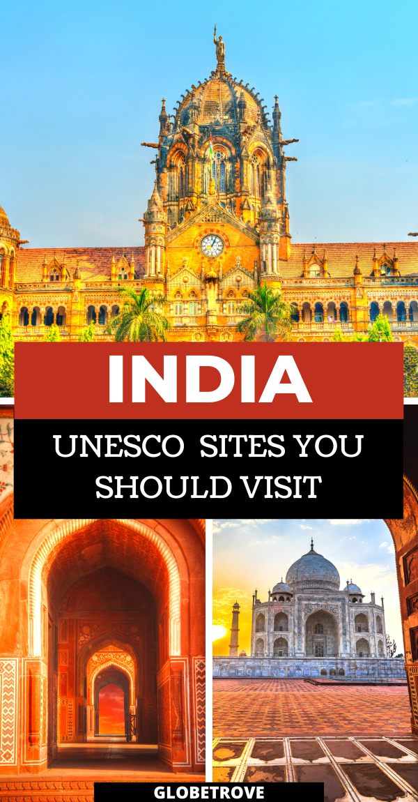 Photo of UNESCO Heritage Sites In India