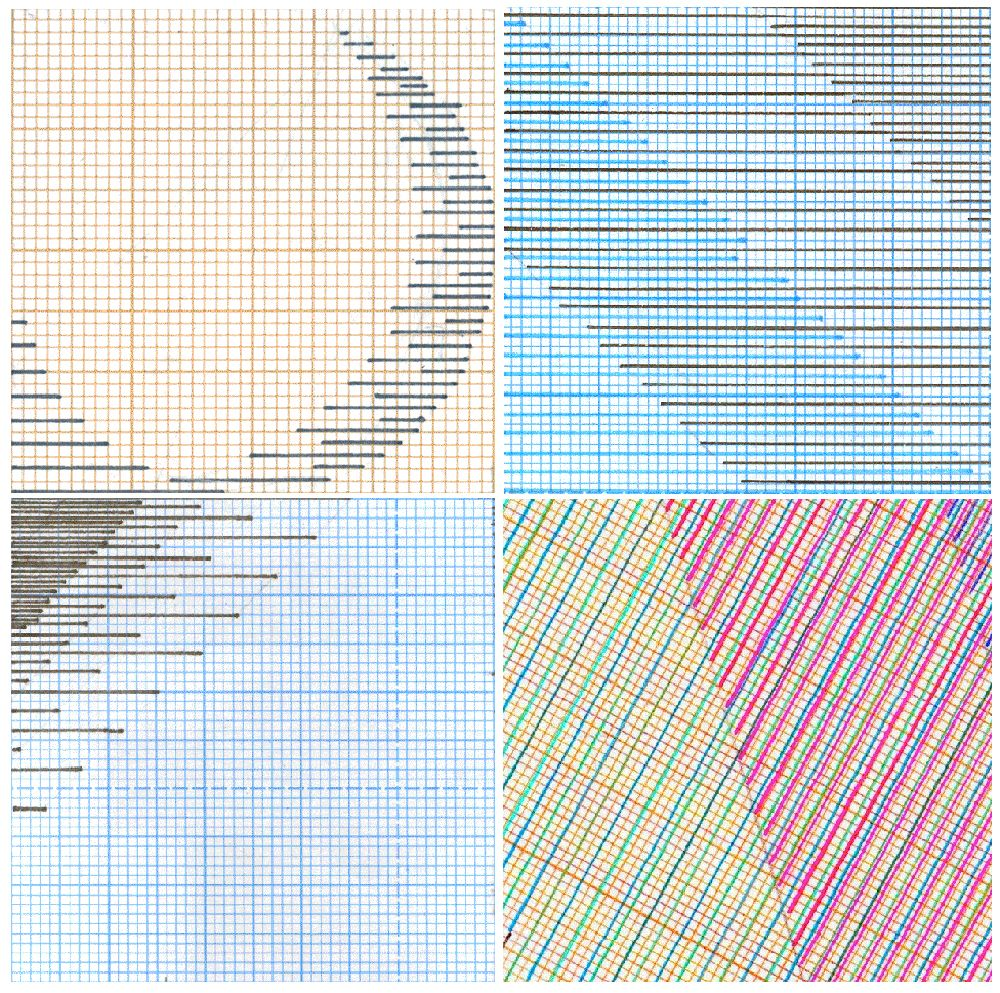 A nice series of hand drawn, graph paper GIFs.