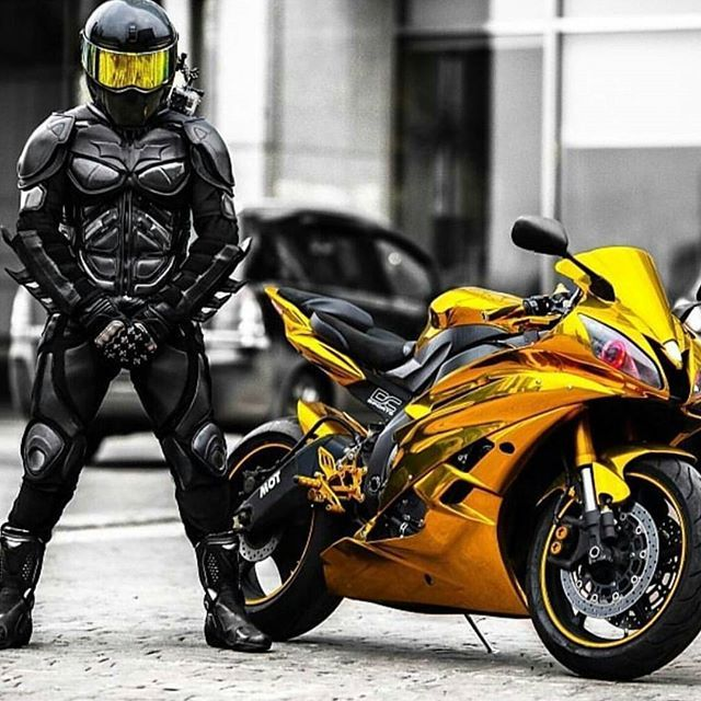 check out this badass golden r6 would you take this for a