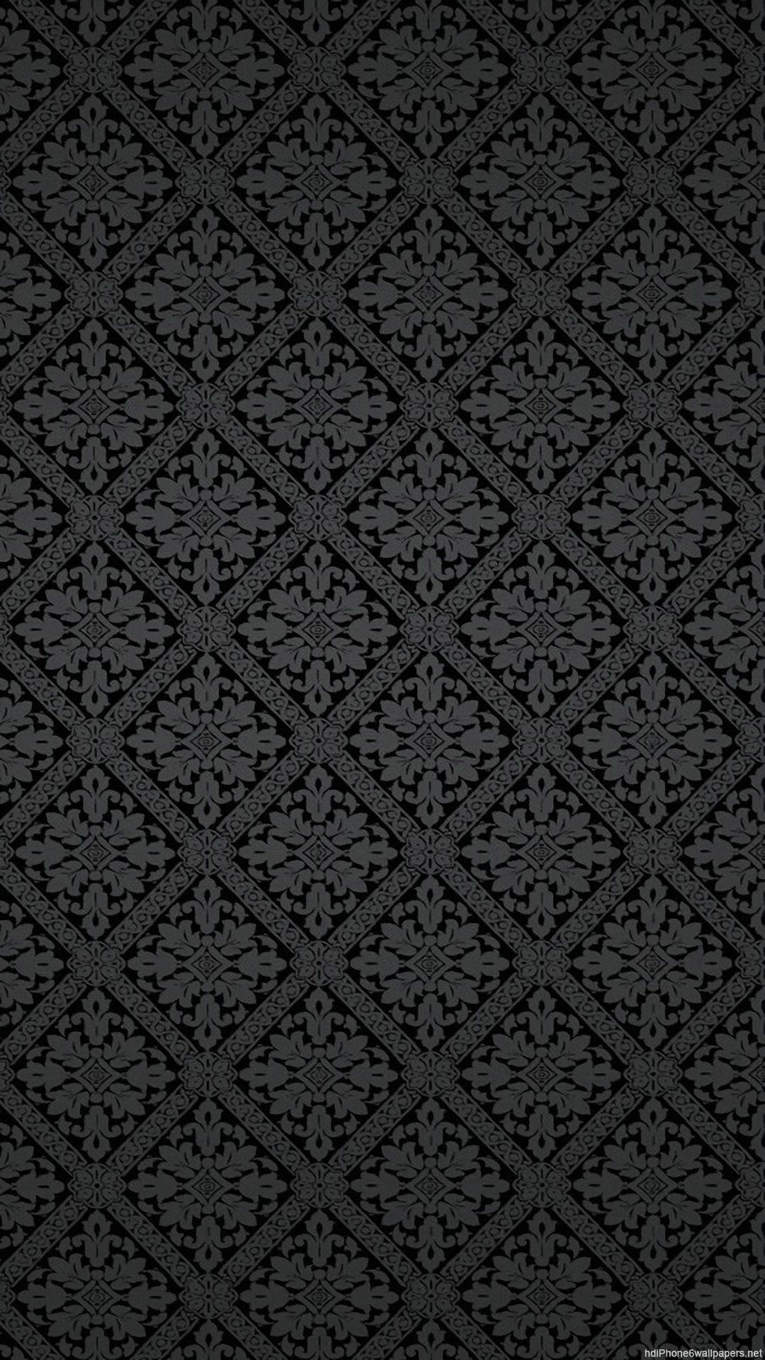 Tapet svart och vitt