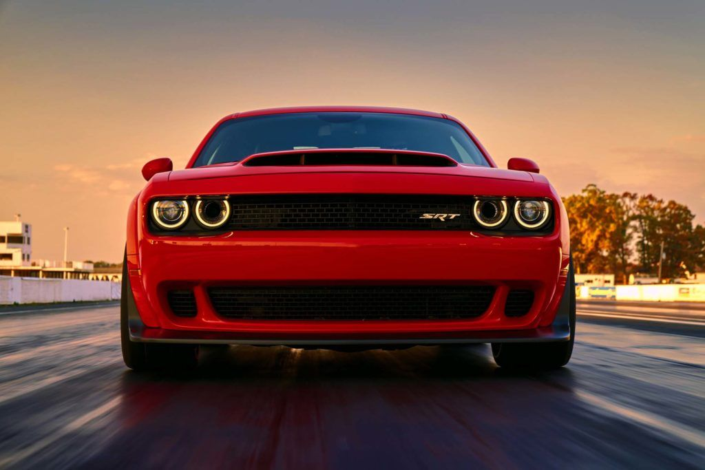 2018 Challenger Hellcat Wallpaper Desktop