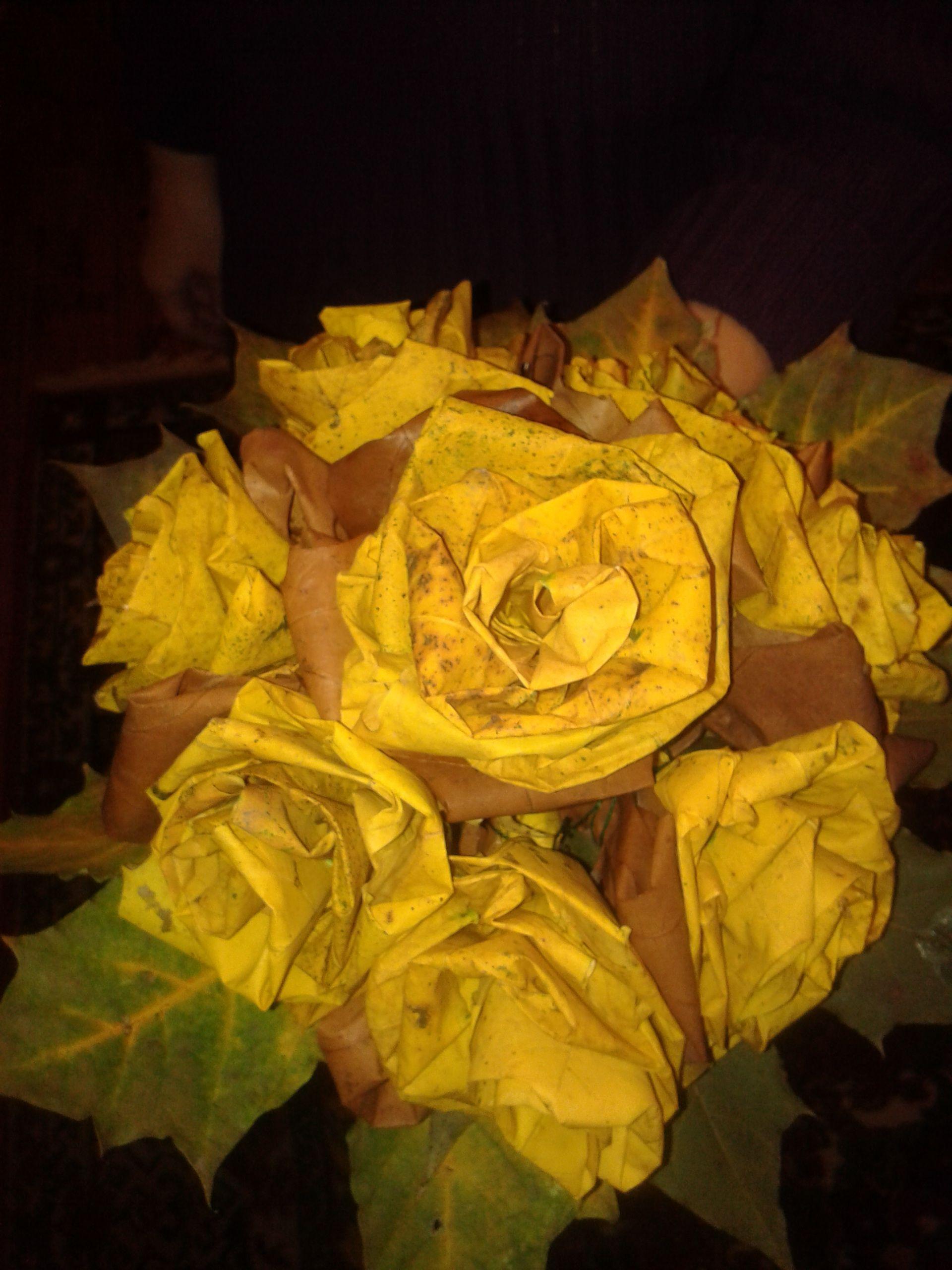 Jesienny Bukiet Z Lisci Cabbage