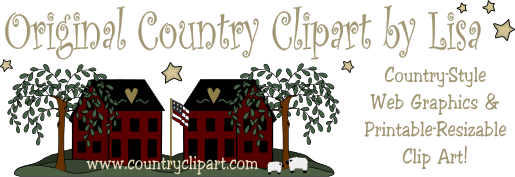 clip art and graphics by original country clip art by lisa just rh pinterest com free country clipart free clipart country music