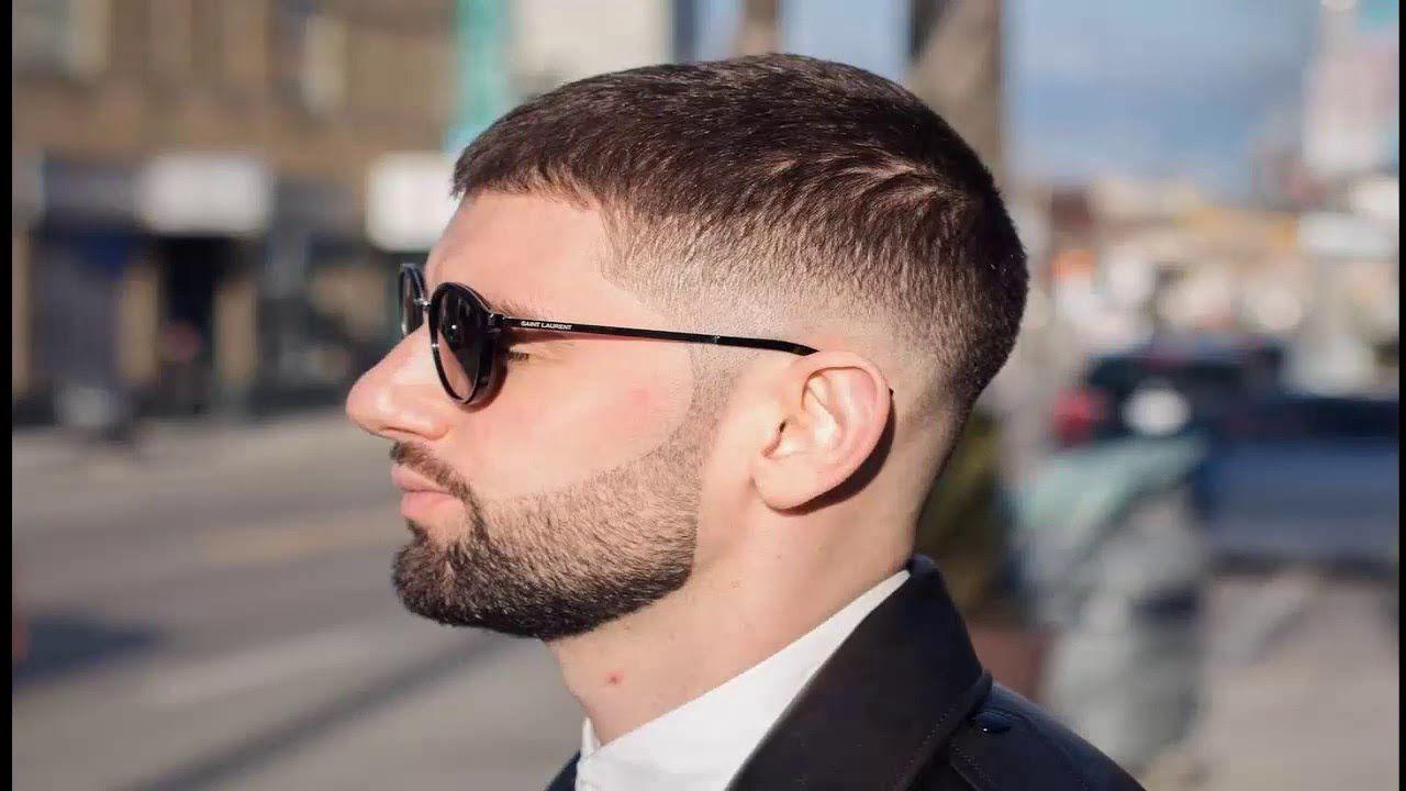 Haircut for men clean top  optimum receding hairline haircuts  mens hairstyles