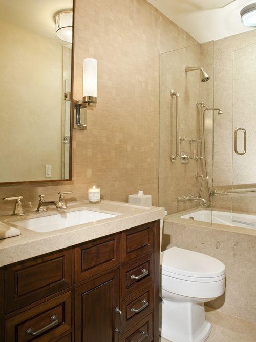 21+ Unique Bathtub Shower Combo Ideas for Modern Homes | BATHROOMS ...
