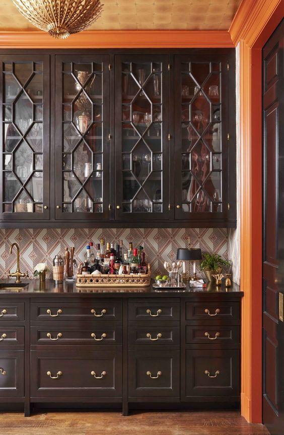 An Artful Mix in Designer Caroline Gidiere's Home