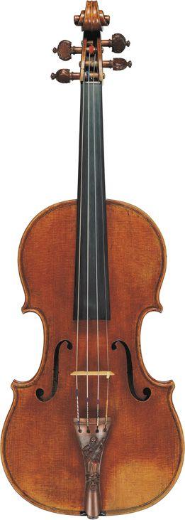Violín de Antonio Stradivari   Ingles y Hayday