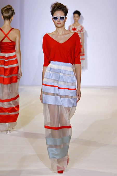 SPRING 2013 READY-TO-WEAR  Vivienne Westwood Red Label