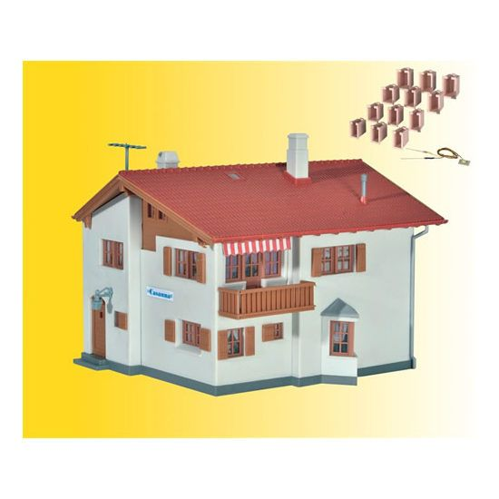 House model building supplies