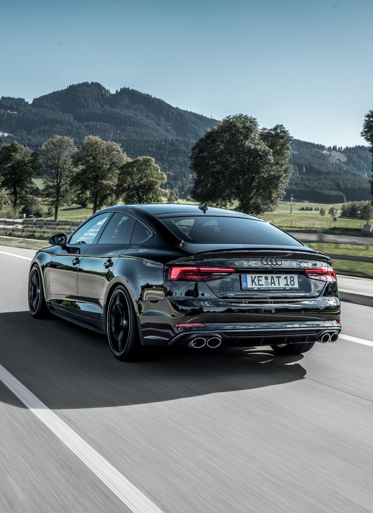 Abt Pimpt Den S5 Sportback Auf Audi S5 Audi Diesel