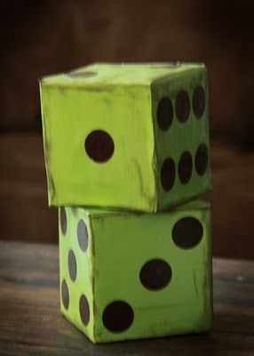 Oversized Dice For Large Group Games Roll The Dice Do An Action