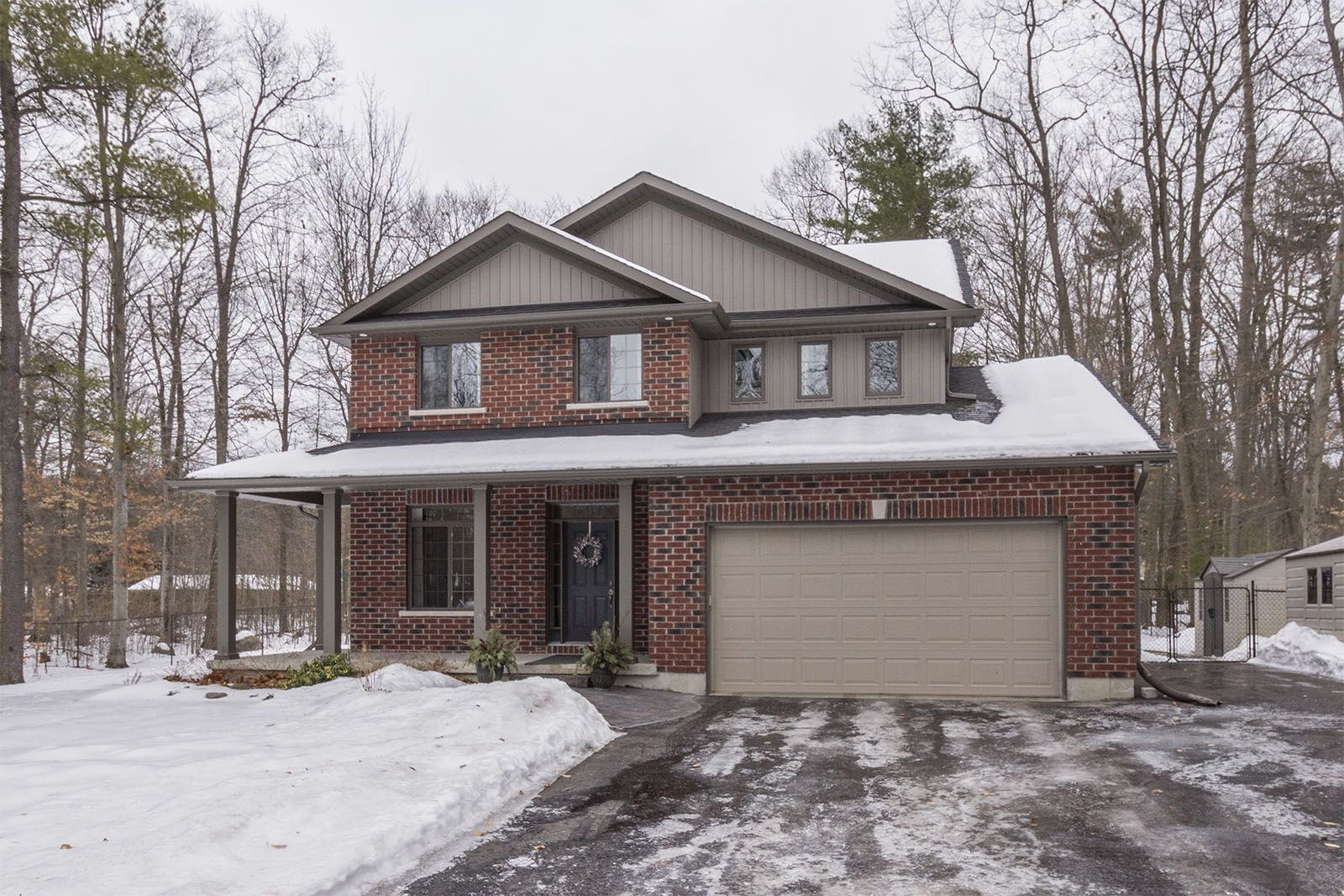 2 Oak Ridge Drive, Quinte West -SOLD! Beautiful custom built home, on a 1 acre lot in a quiet subdivision.