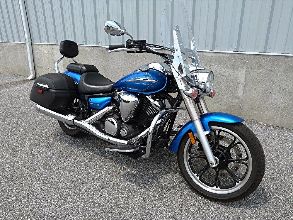 2012 Yamaha VSTAR 950 TOURER Diamond Motor Sports Dover