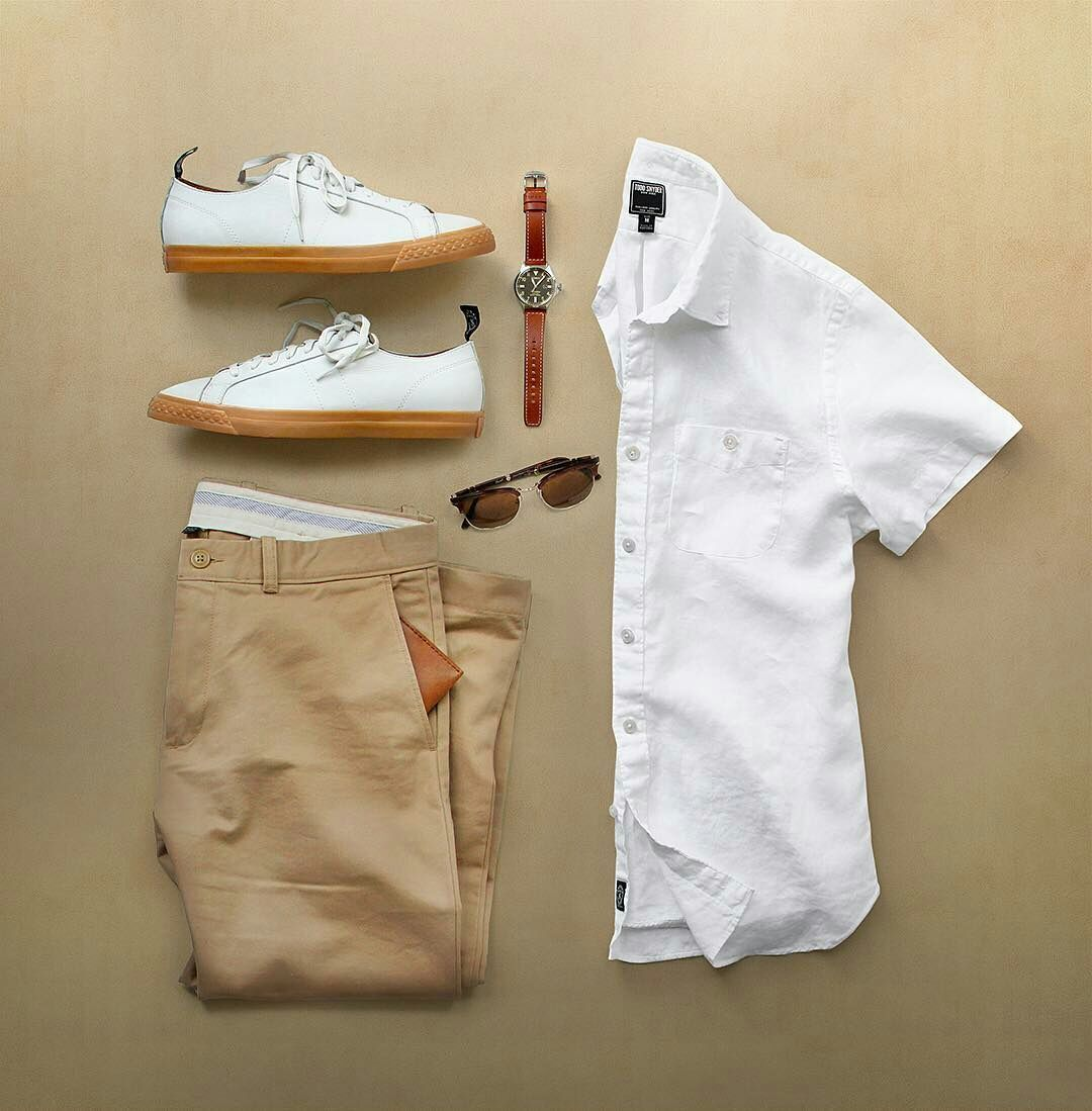 33 Best Men's Spring Casual Outfits Combination – Vintagetopia – Erkek modası