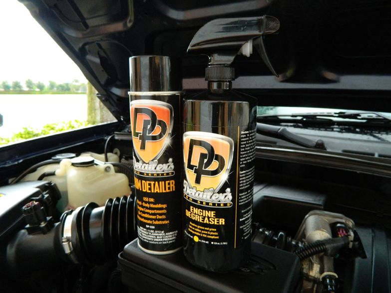 How To Detail Your Engine Like a Professional Auto Geek