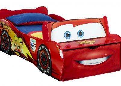 Cars2 McQueen autobed  | Kinderbedden