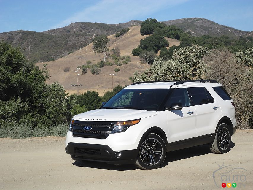 ford edge vs ford explorer Ford X Plan Vs A Plan 2015