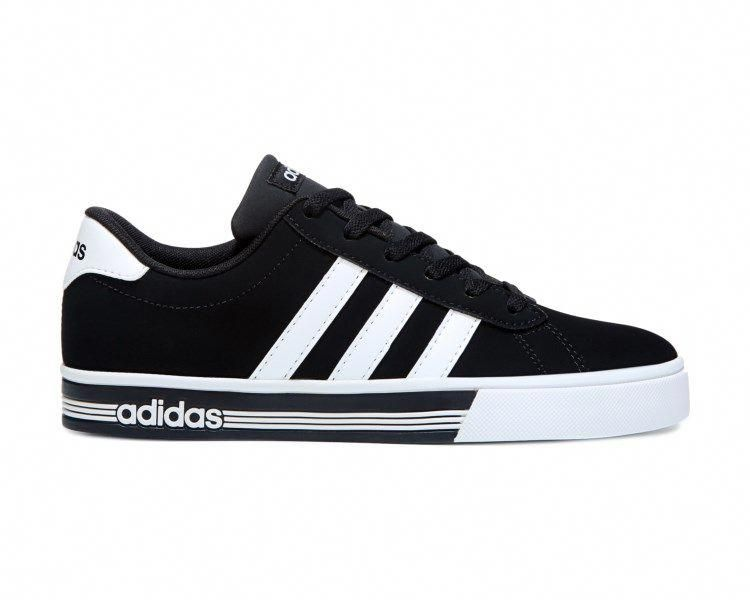 différemment 42742 fd73f adidas Neo Daily Team Sneaker Black/White ...