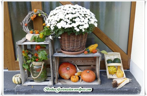 Photo of [Tagebuch] Zeit für etwas Herbstdeko…