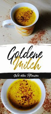 Photo of Especially now on somewhat cooler days, the golden trend drink must not …