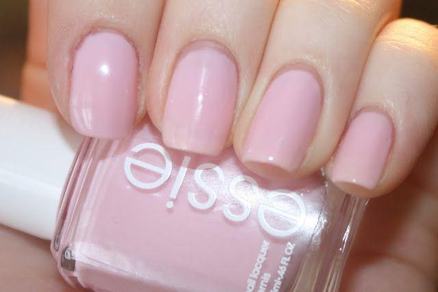 Cici\'s Nails: Essie Muchi, Muchi | Hair and makeup | Light pink ...
