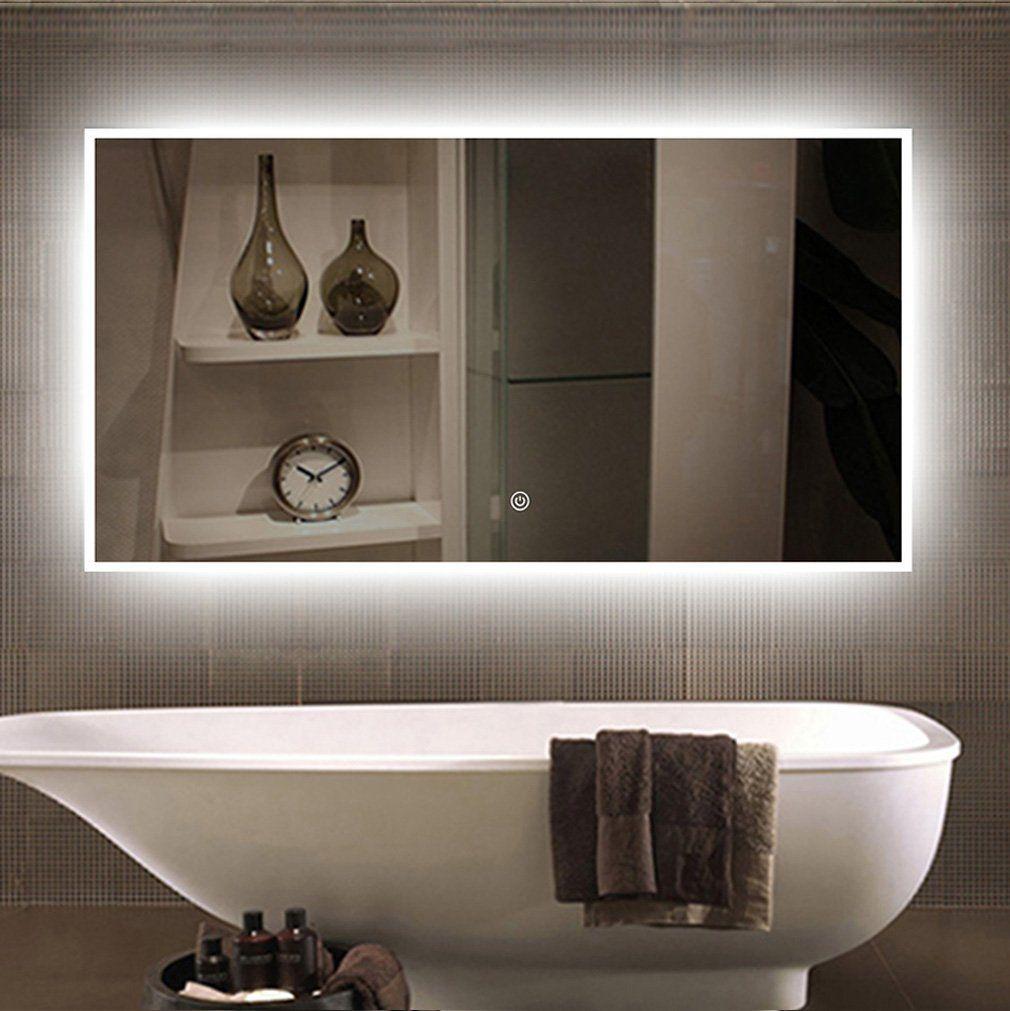 Anten® Miroir LED Lampe de Miroir Éclairage Salle de Bain Miroir