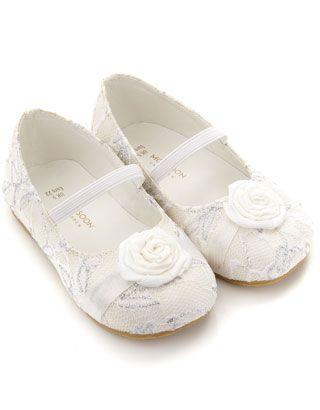 41c24b02c Flower girl shoes - Monsoon
