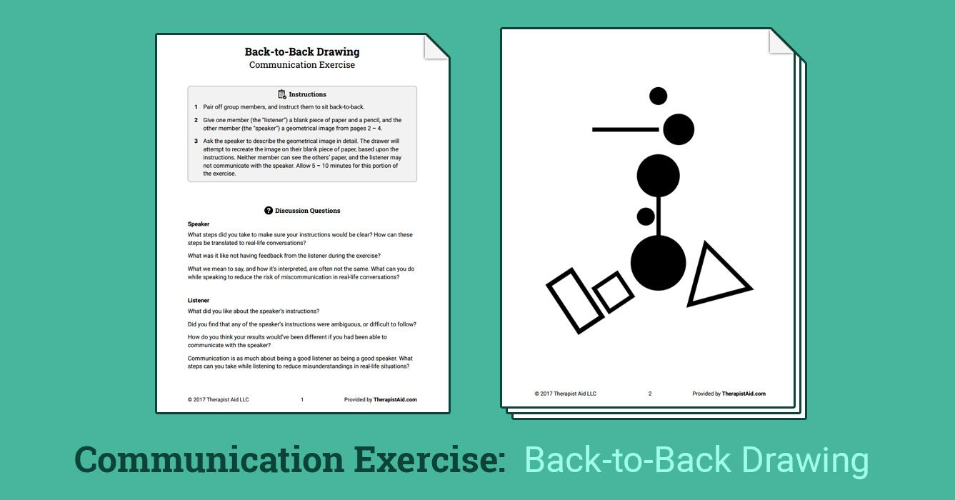 Workbooks » Therapist Aid Worksheets - Free Printable Worksheets for ...