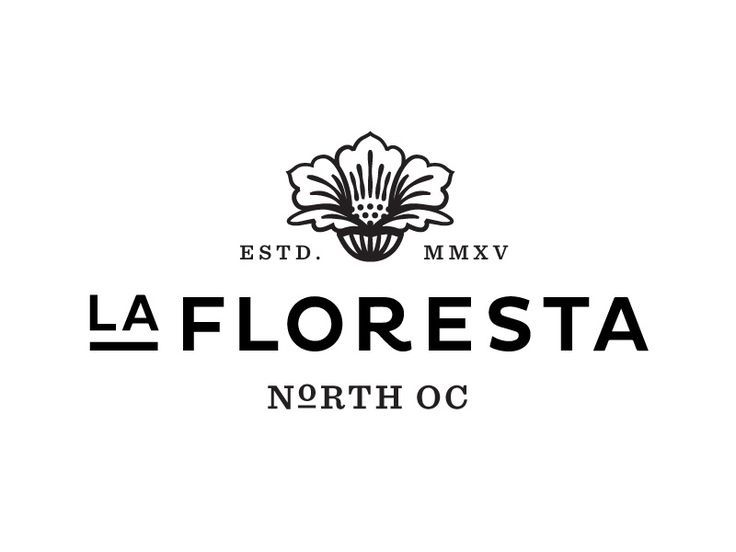La Floresta Logo A More