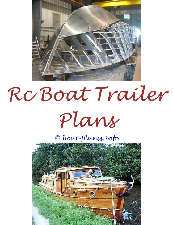 cad plan of boats - build your own boat trailer kits.how to build a ...